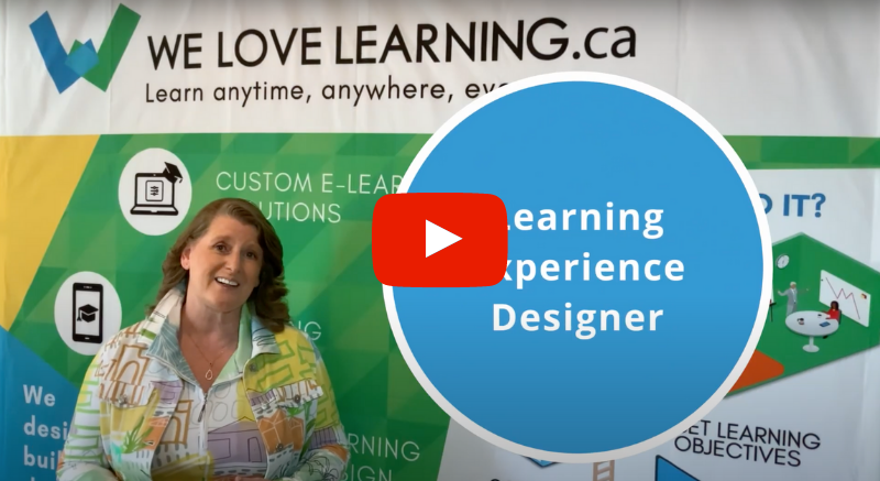 What's a Learning Experience Designer?